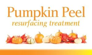 Pumpkin Enzyme Peel