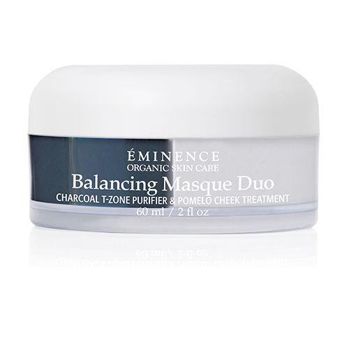 Face Masks 101: Eminence Organics Balancing Masque Duo