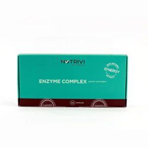 NUTRIVI ENZYME COMPLEX 30 CAPS