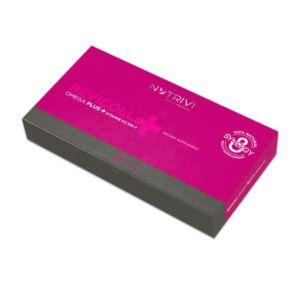 REVICOLL OMEGA PLUS WITH VITAMIN K2 (MK7) 60 CAPS/BOX