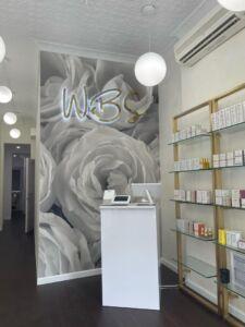 Inside Willliamsburg Beauty Spa